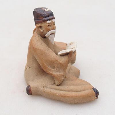 Figurka ceramiczna - Stick figure I2 - 3