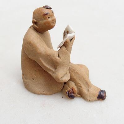 Figurka ceramiczna - Stick figure I3 - 3