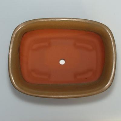 Ceramiczna miska bonsai H 10 - 37 x 27 x 10 cm - 3