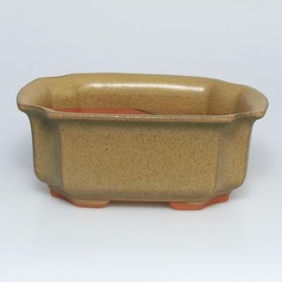Miska Bonsai + taca H01 - taca 12 x 9 x 5 cm, taca 11,5 x 8,5 x 1 cm - 3