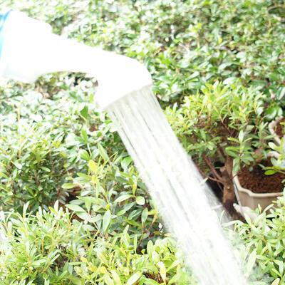 Plastikowy zraszacz do butelek bonsai 2 szt. - 3