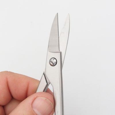 Nożyczki wykończeniowe 15 cm - stal nierdzewna - 3