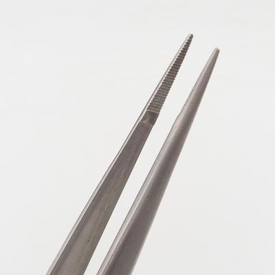 Pęseta i chwytak 22 cm - stal nierdzewna - 3