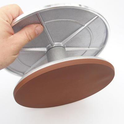 Aluminiowy stół obrotowy Profi 23x9,5 cm - 3